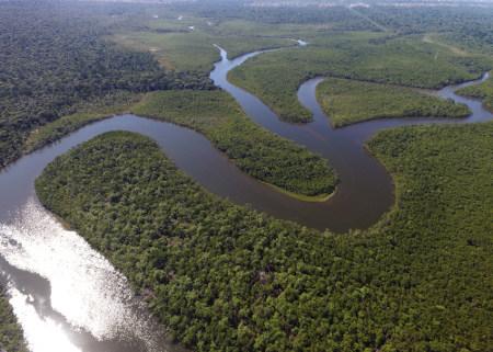 É vasta a variedade de denominações dadas aos cursos d'água nas diferentes regiões do Brasil