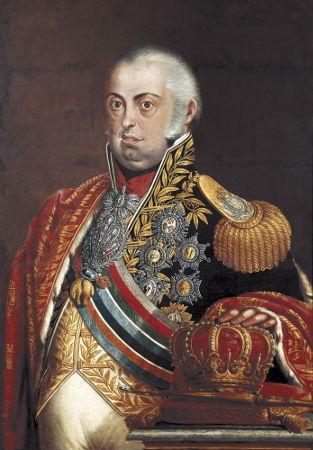 Dom João VI foi responsável por alçar o Brasil à condição de Reino Unido