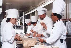 O curso de Hotelaria é um exemplo de formação tecnológica