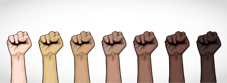 Podendo ser requeridos por qualquer pessoa, os Direitos Humanos são universais e inalienáveis.